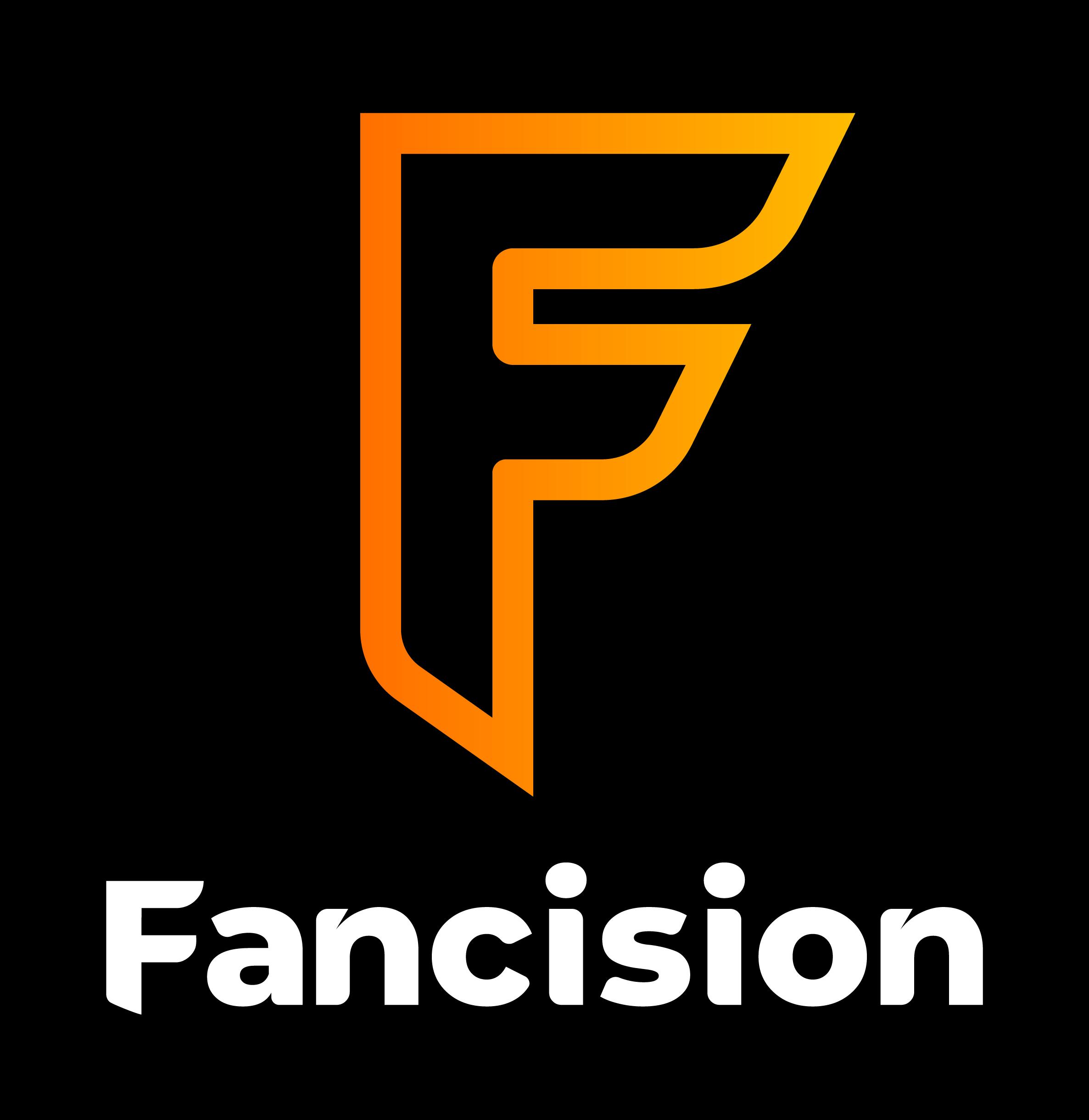 Fotografia Logo Fancision