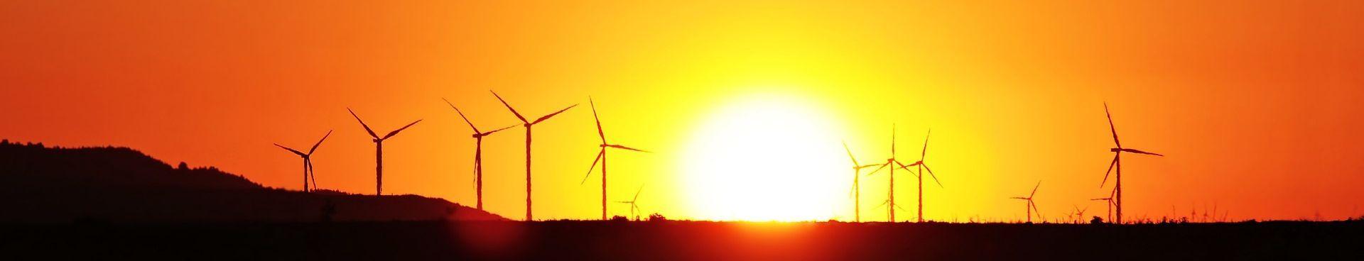 Foto de Parque de energía eólica