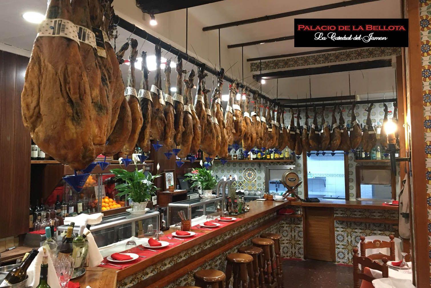 El Restaurante Palacio de la Bellota se reinventa en la nueva normalidad