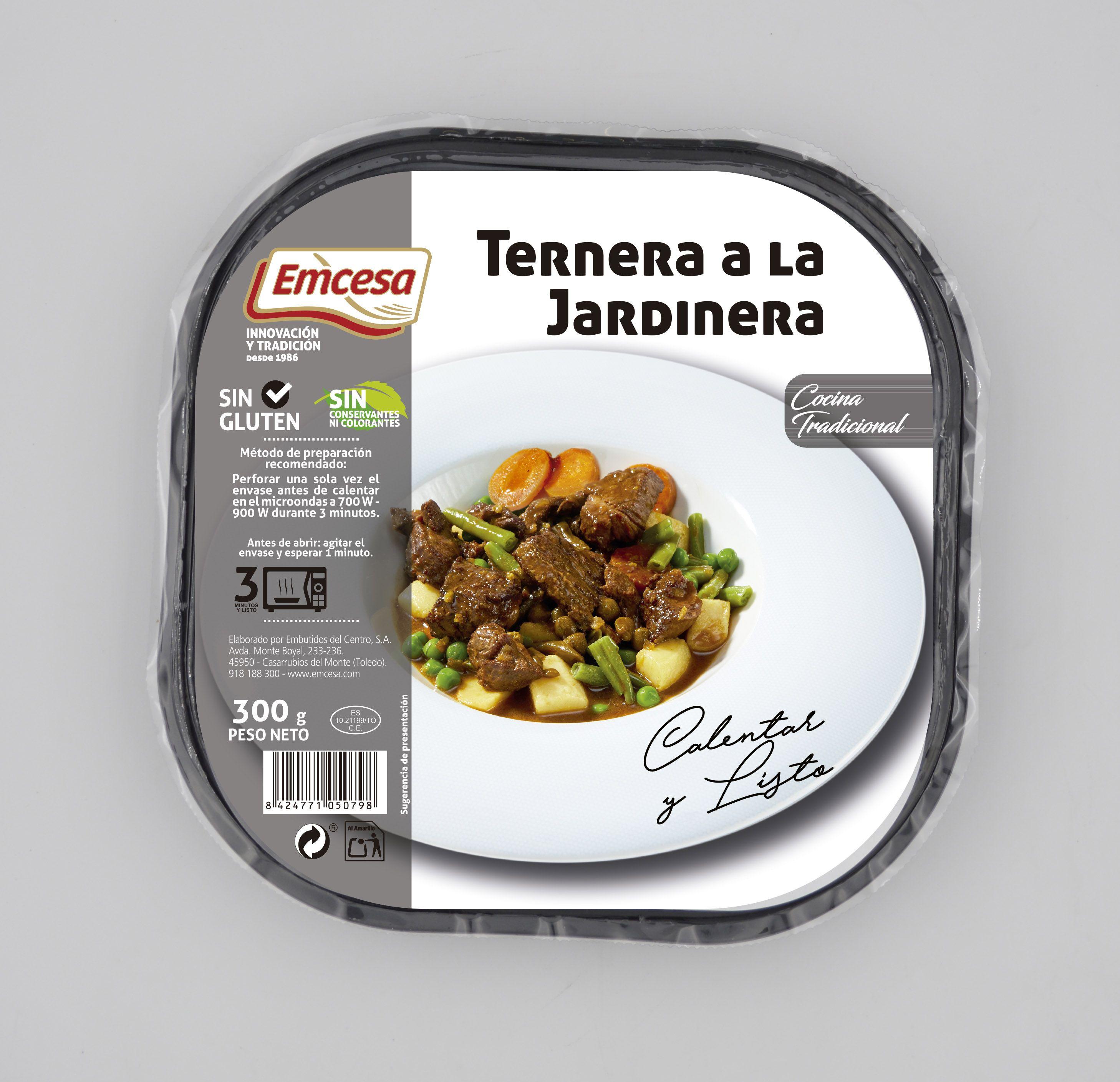 Fotografia Ternera a la Jardinera_EMCESA