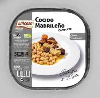 Foto de Cocido Madrileño EMCESA