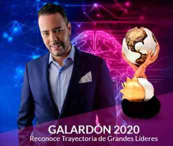 Carlos Fernández recogerá el día 1 de octubre el premio Forjadores