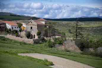 Convento de los Carmelitas Descalzos de Cogolludo, edificio singular del siglo XVI que fue referente en la elaboración de vino e