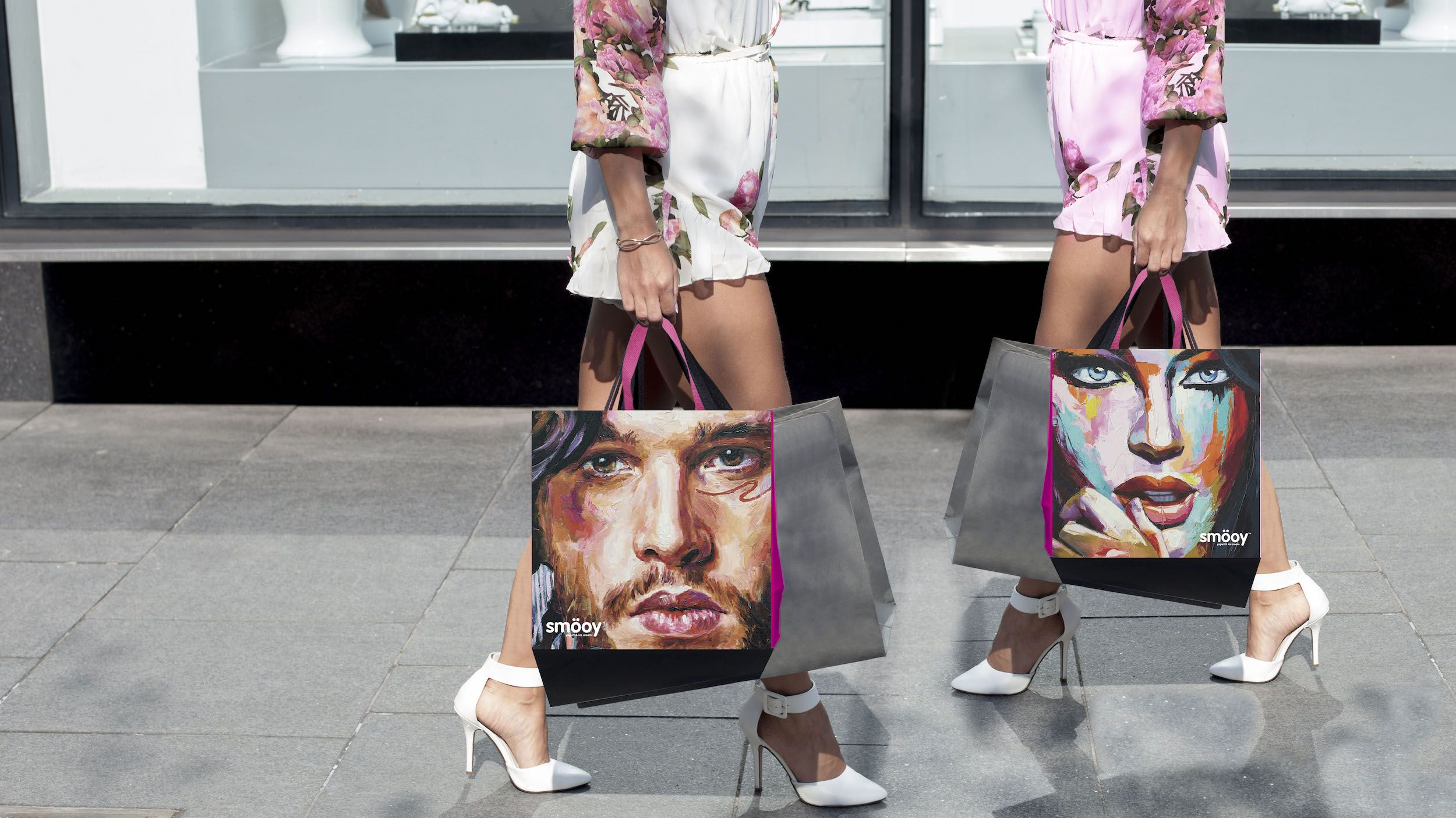 Foto de Smöoy lanza Bolsa Arte, una bolsa reutilizable destinada al