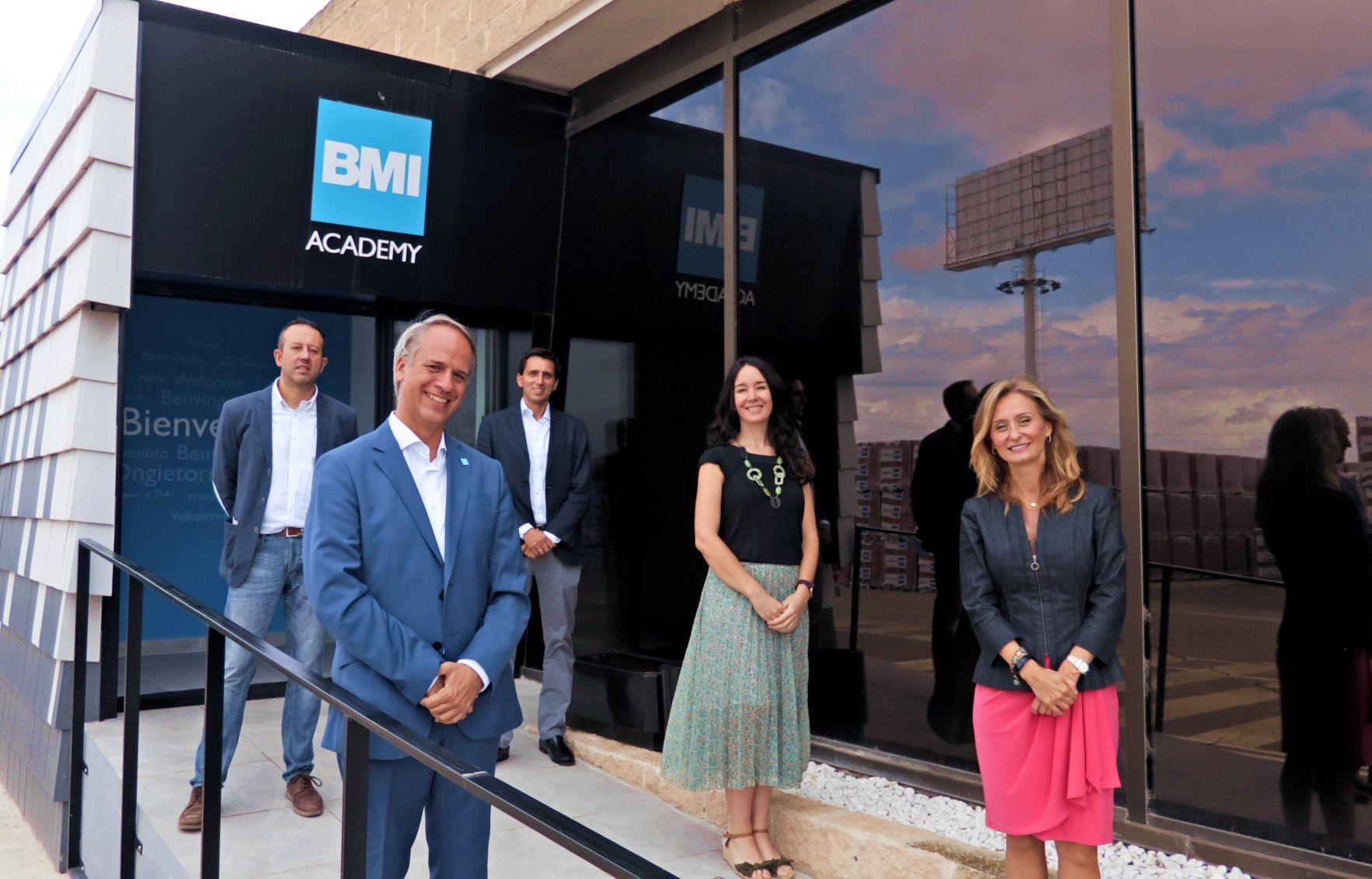 Foto de BMI y EJE&CON apuestan por el Talento Sin Genero