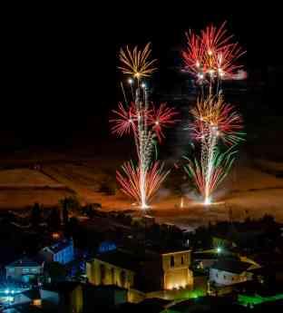 Archivo. Fiestas de Albalate de Zorita