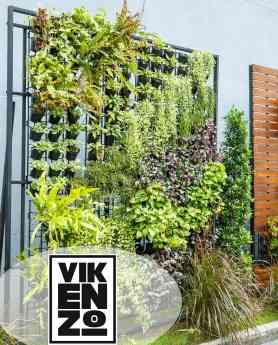 JARDINES VERTICALES: Todos los secretos para tener éxito en un jardín vertical