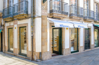 Tienda Frinsa La Conservera Santiago de Compostela