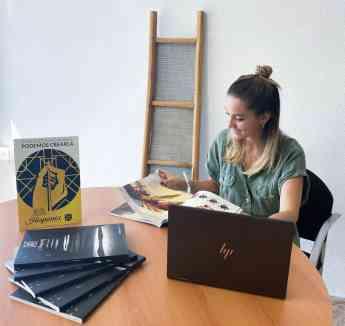 Foto de Mercedes Rodríguez, directora comercial, con el nuevo