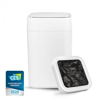 Noticias Gadgets | Cubo de basura inteligente de Townew