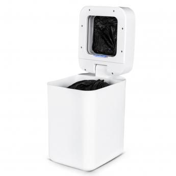Foto de El cubo de basura inteligente de Townew trabaja por ti
