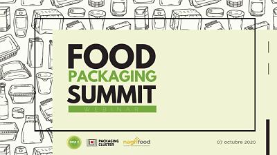 Fotografia Food Packaging Summit
