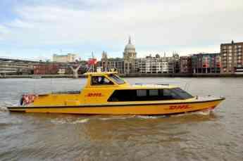 Servicio de transporte urgente en Londres