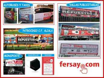 Campaña de publicidad de Fersay