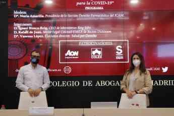Noticias Ciencia General | Encuentro en el ICAM sobre test y vacunas