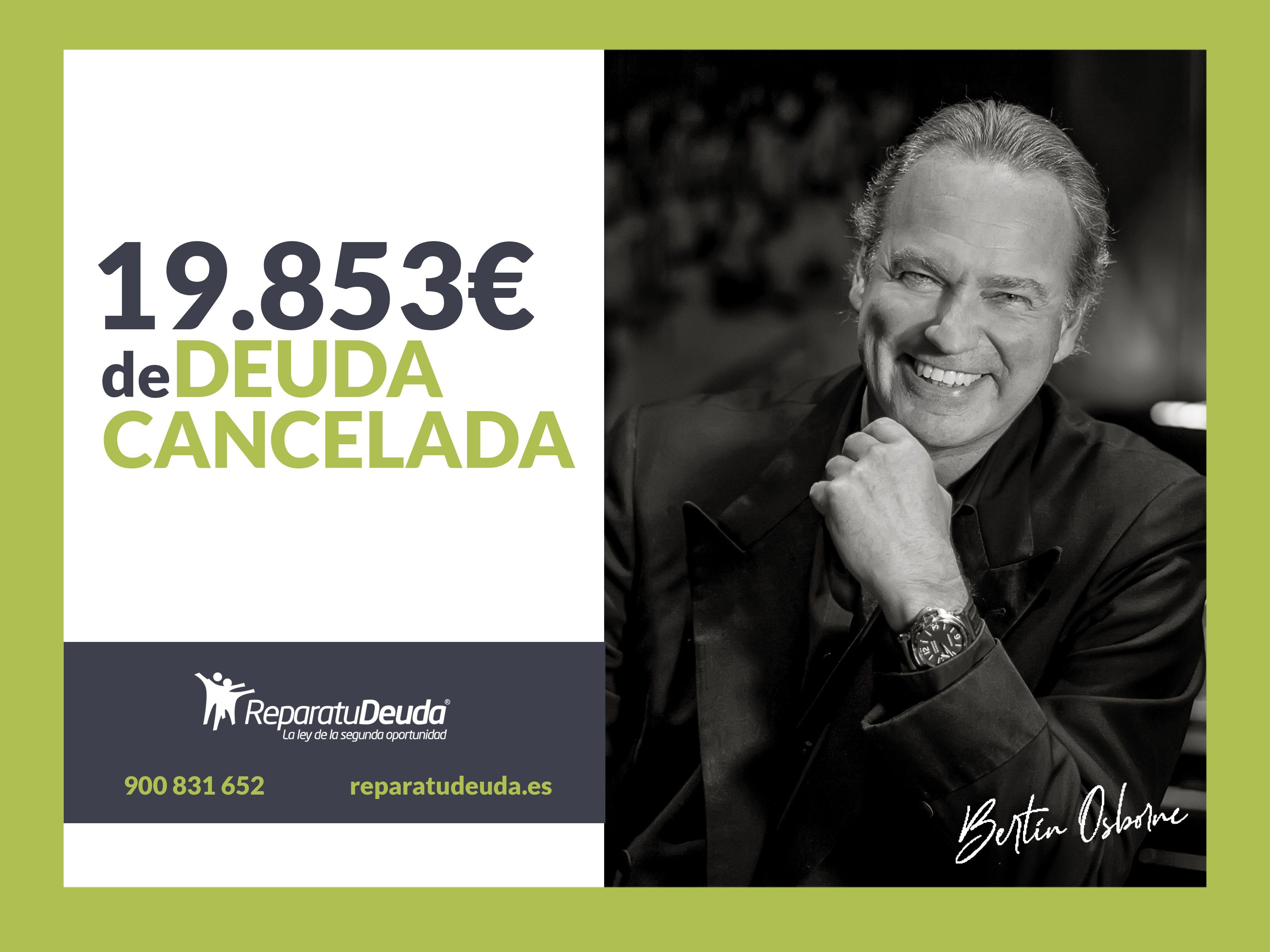Repara tu deuda Abogados cancela 19.853 ? en Madrid con la Ley de la Segunda oportunidad