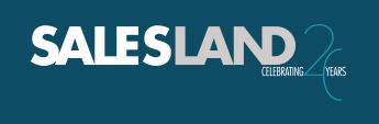 Foto de Logotipo Salesland 20 aniversario