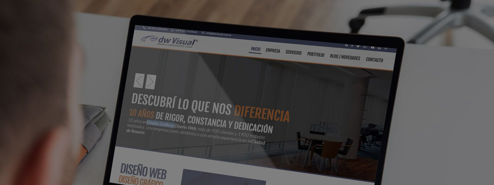 Foto de Diseño Web Rosario
