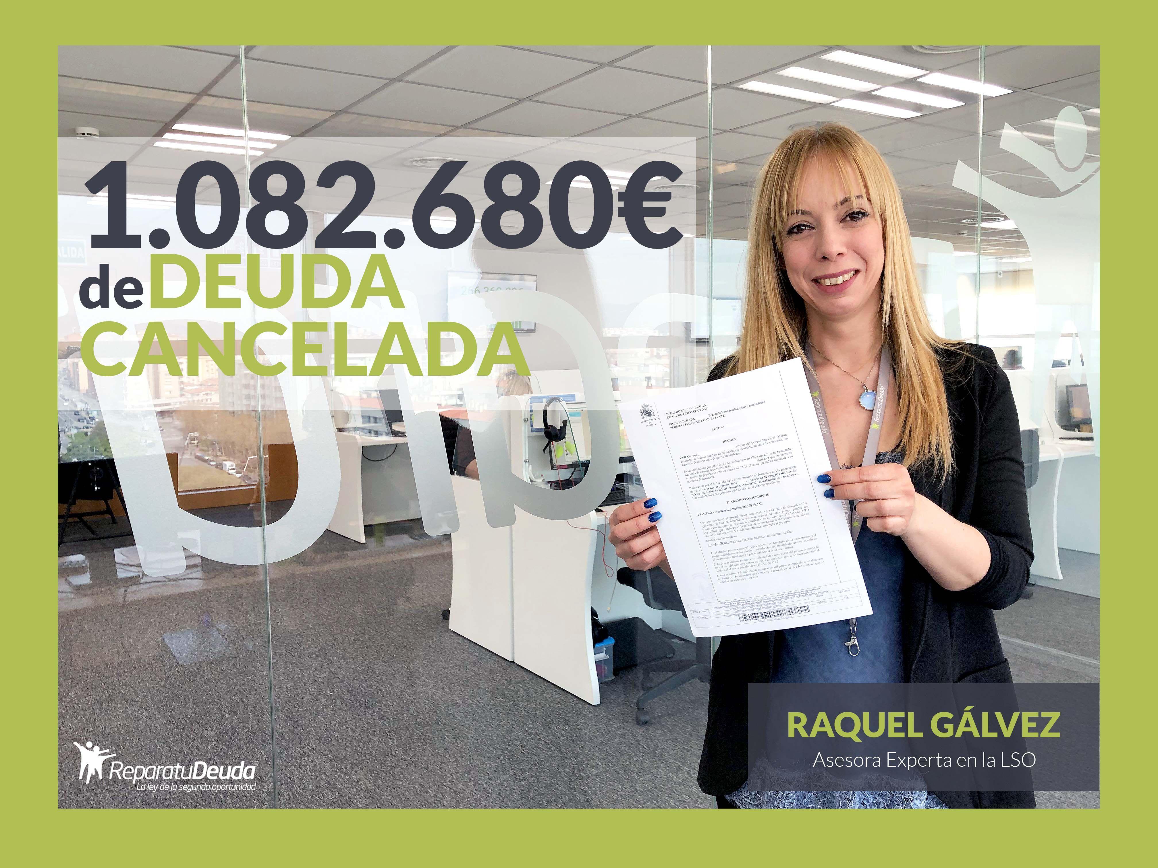 Repara tu Deuda cancela una deuda de 1.082.680 ? en Igualada (La Anoia), con la Ley de Segunda Oportunidad