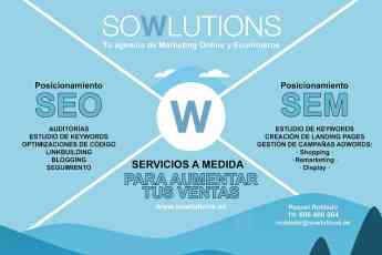 Sowlutions - Agencia de marketing Digital