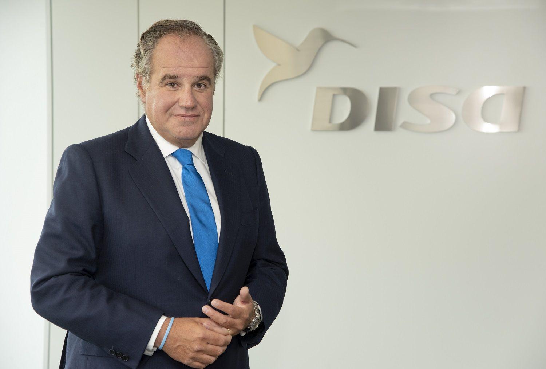 Foto de Demetrio Carceller Arce, presidente de DISA