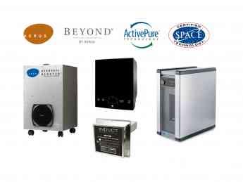 Productos con Tecnologia ActivePure