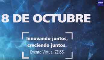 Evento virtual de ZEISS con todos los ópticos de España: 'Innovando juntos, creciendo juntos'