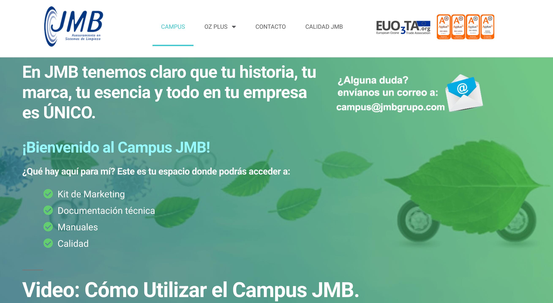 Foto de Campus JMB Grupo