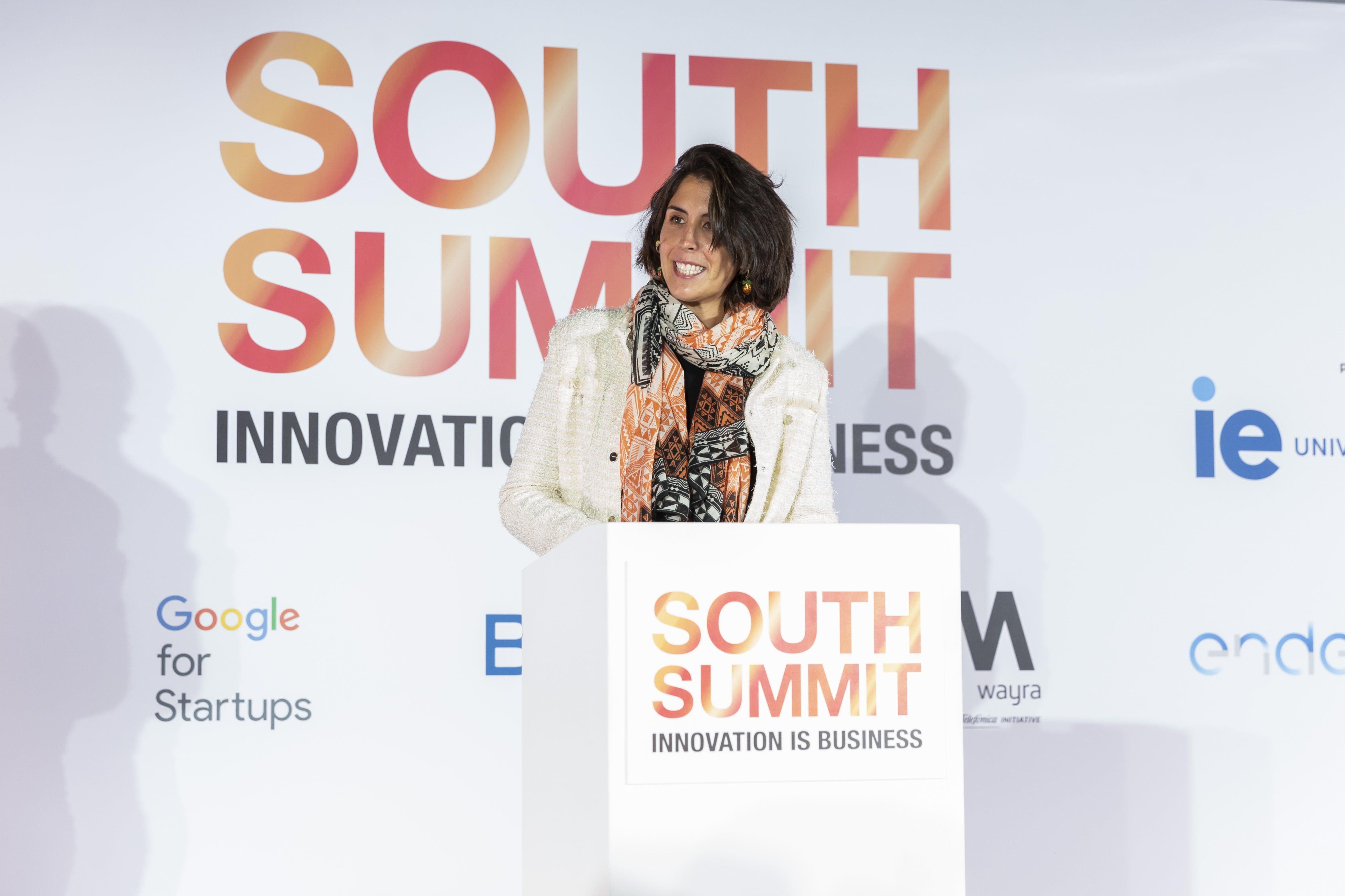 Foto de Irene Gómez, directora de Connected Open Innovation en