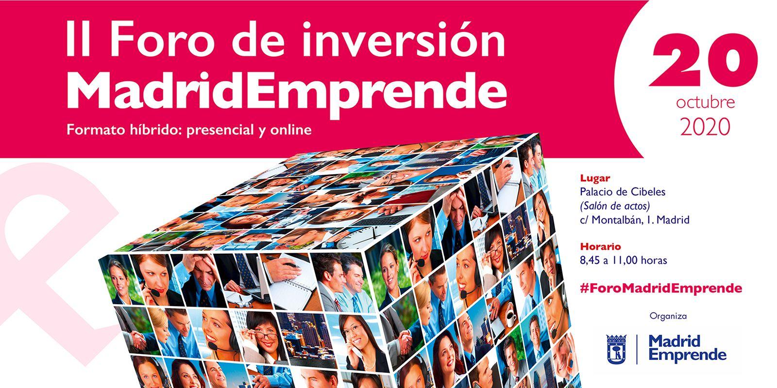 Foto de II Foro de inversión Madrid Emprende