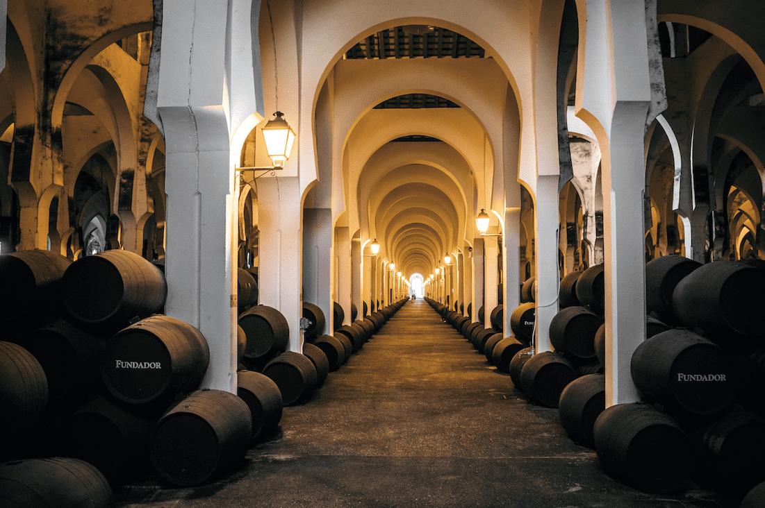 Bodegas Fundador nominada como Mejor Bodega Productora de Brandy en el Mundo