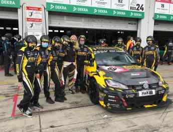 Giti Tire All-female racing team