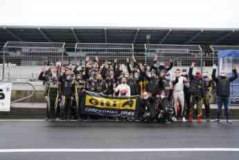 Foto de Giti Tire drivers and team