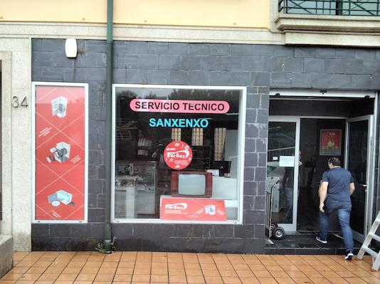 Fotografia Fersay inaugura corner en Sanxenxo