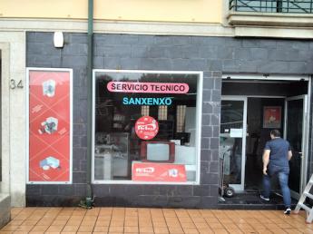 Noticias Galicia | Fersay inaugura corner en Sanxenxo
