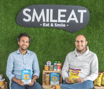 Alberto Jimenez y Javier Quintana, Co-Fundadores y CEOs de Smileat