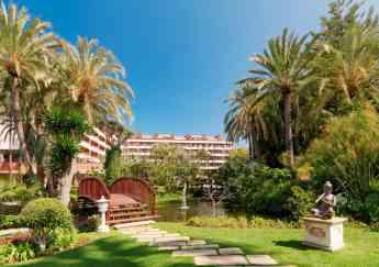 Foto de Jardines del Hotel Botánico