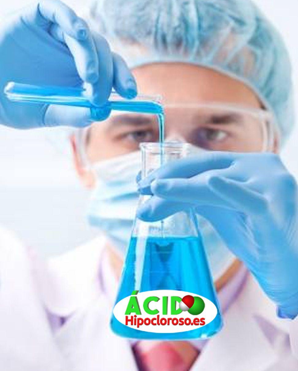Foto de Ácido-Hipocloroso.es: ¿Qué es acido hipocloroso?