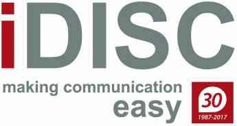 Foto de iDISC logo