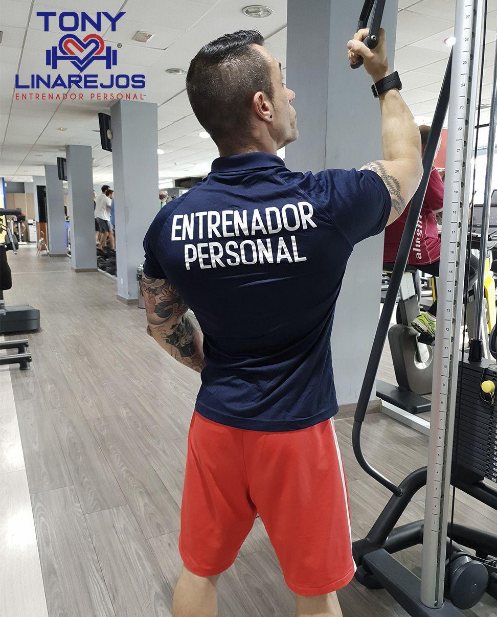 Fotografia TONY LINAREJOS: 7 beneficios del entrenamiento personal
