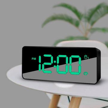 Foto de Reloj digital de mesa