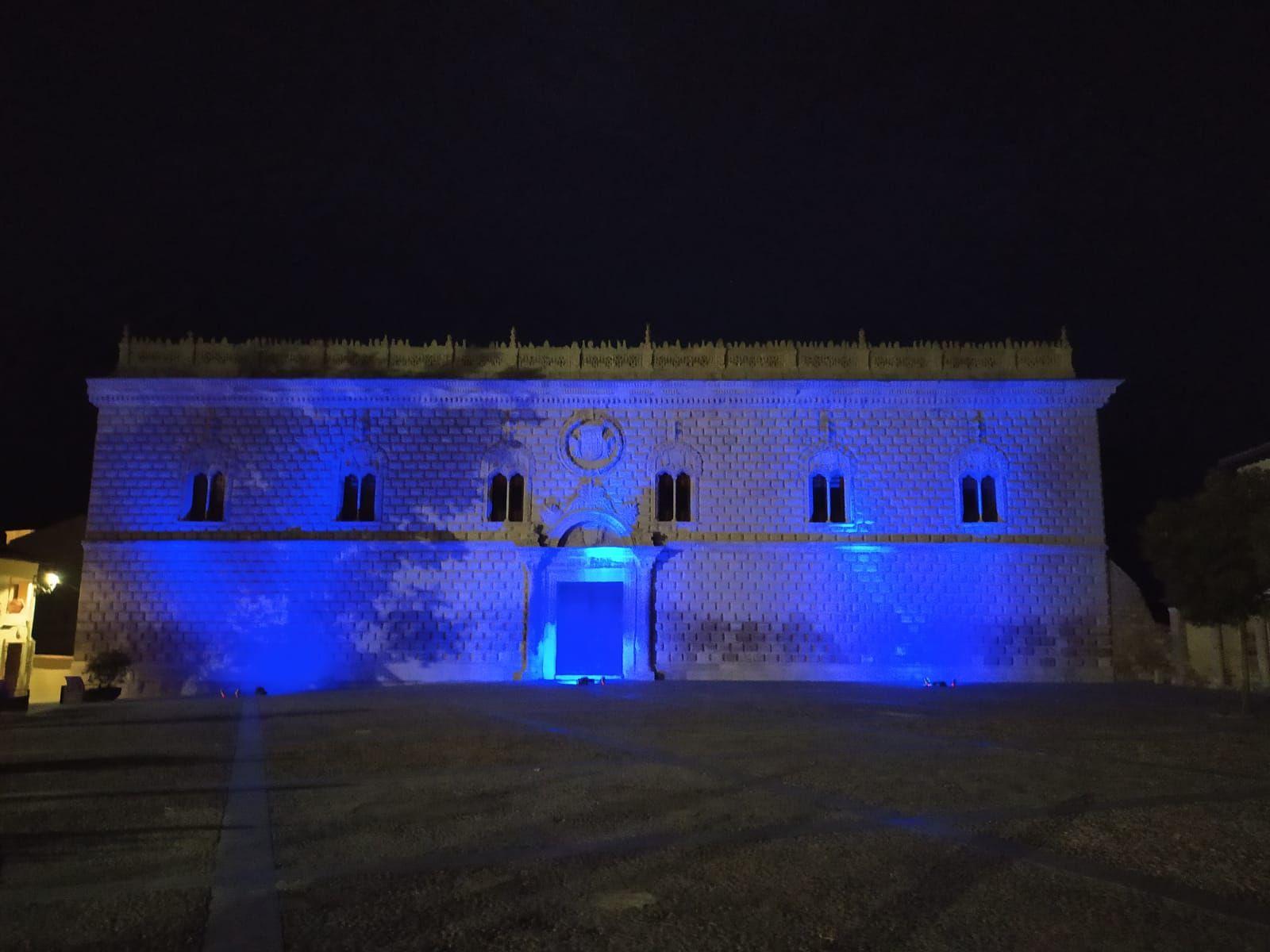 Foto de Palacio Duques Medinaceli, iluminado