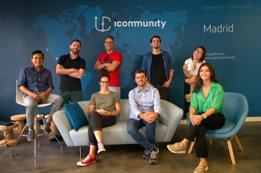Foto de Equipo iCommunity Labs