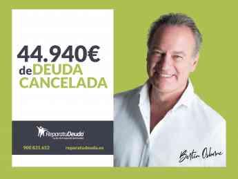 Repara tu Deuda cancela 44.940 € a una vecina de Tenerife (Canarias) con la Ley de la Segunda Oportunidad