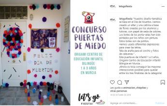 Foto de Puerta de Miedo de Origami Centro de Educación Infantil
