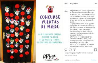Foto de Puerta de Miedo ganadora 2019 en categoría infantil