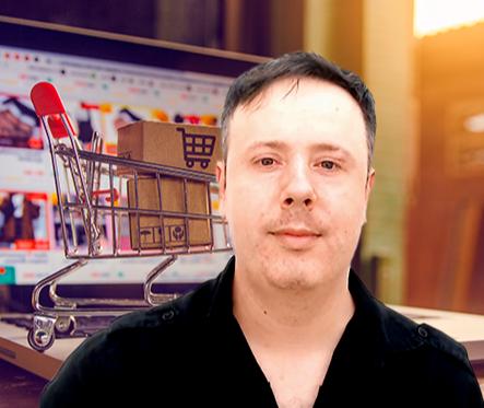 Foto de Rubén Ming, experto en e-commerce