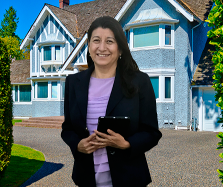 Fotografia Zoila Galván, experta inmobiliaria