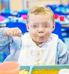 Foto de 4 de cada 10 escolares presenta exceso de peso según el