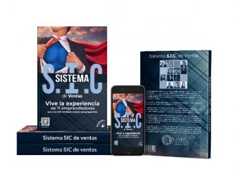 """Libro """"Sistema S.I.C. de Ventas"""""""